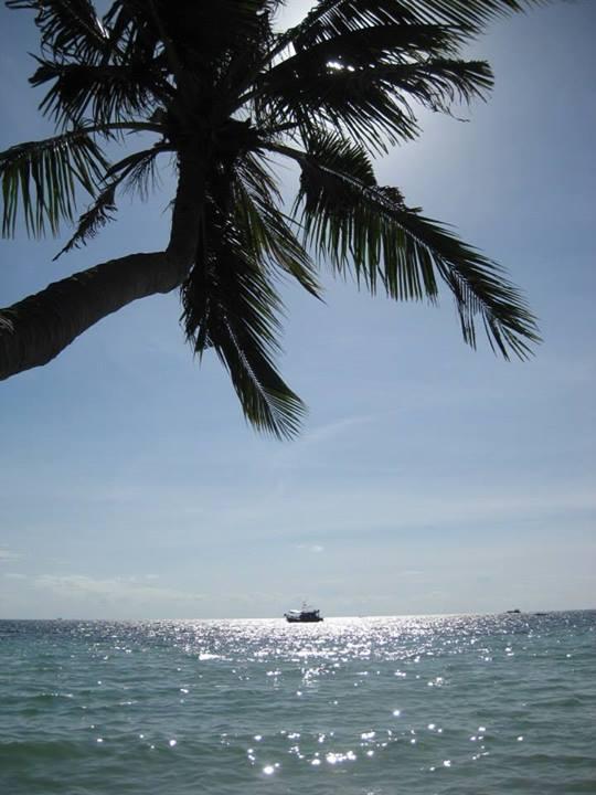 Wind beach, Koh Tao