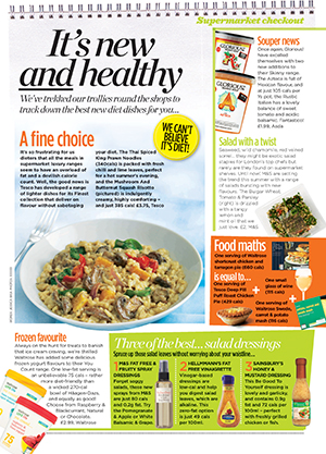 Food news: new and healthy