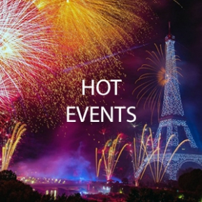 luxos_hot events