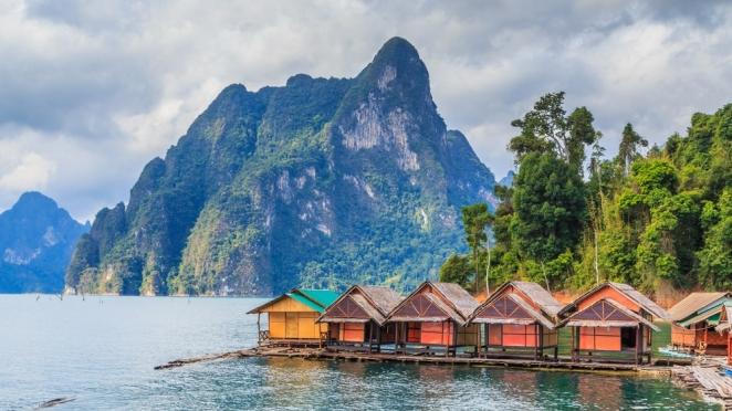 Khao Sok National Park - Apiguide/Shutterstock
