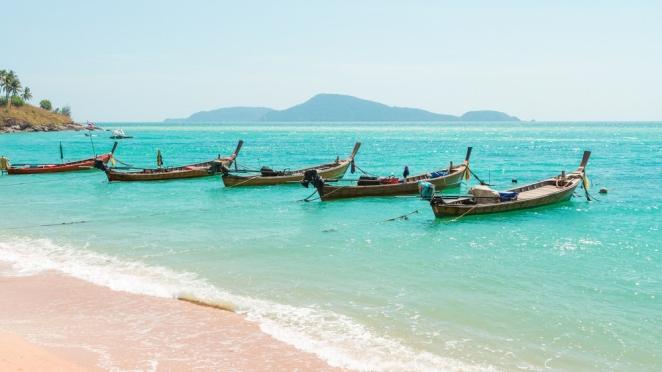 Rawai beach, Phuket - Netfalls Remy Musser/Shutterstock
